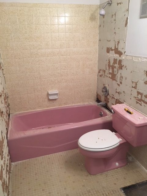1950 S Bathroom Remodel T Mack Builders